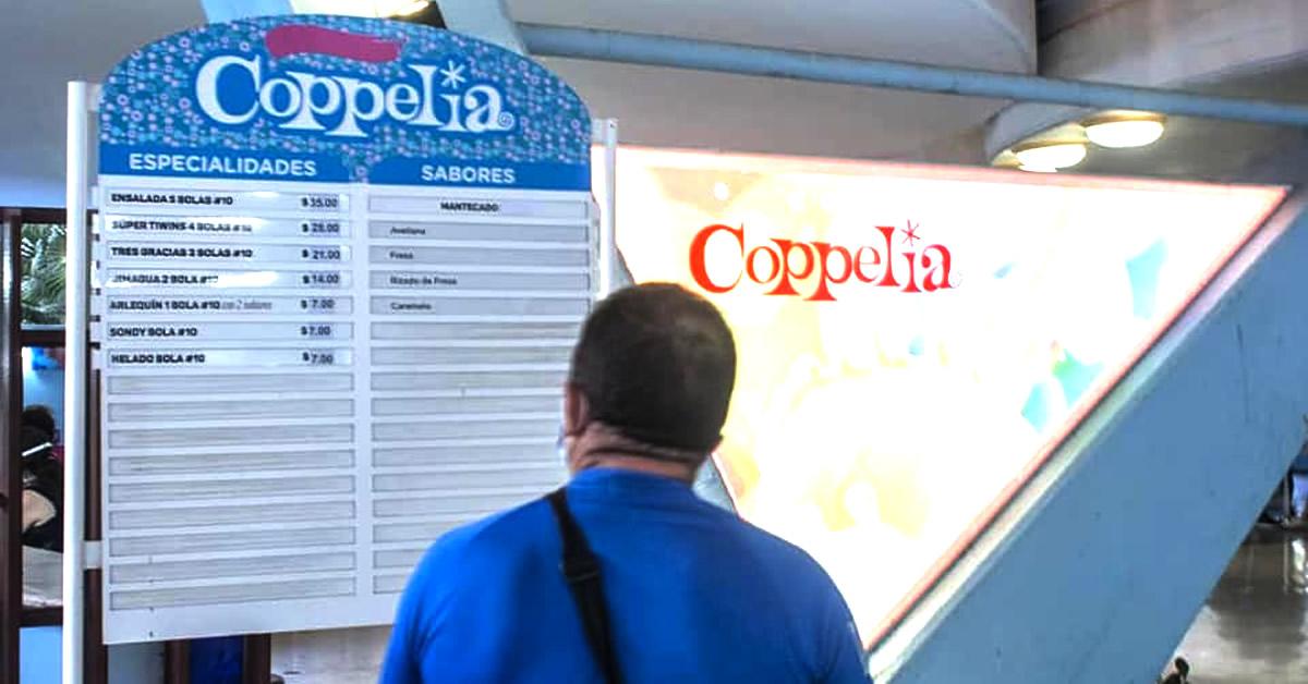 Cuba: funcionario de comercio culpa al precio de la corriente y el incremento de salario de los altos precios de Coppelia